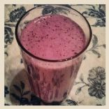 Family Favorite Protien Smoothie