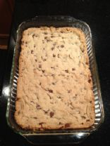 cream cheese chocolate chip cookie bars