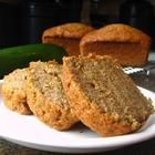 Gayle's chocolate chip-zucchini bread
