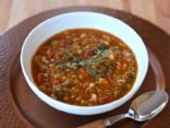Lentil Cauliflower Stew