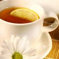 Lemon Honey & Ginger Tea
