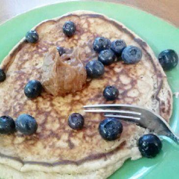 Rachel's Protein Pancake