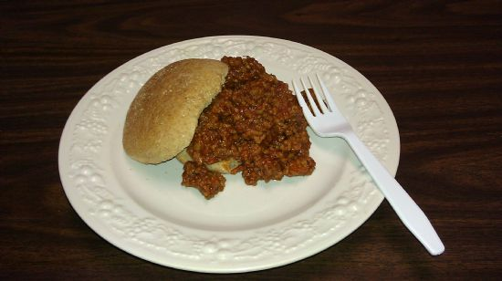 Lean Sloppy Joes