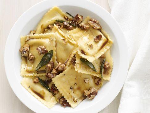 Sage-Walnut Butter Tortellini