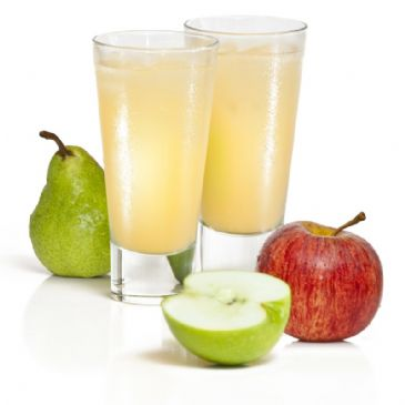Apple Pear Lemon Juice