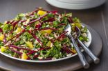 Kale Salad with Beets, Oranges and Hazelnuts