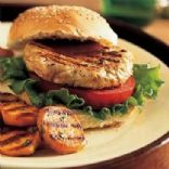 Onion Turkey Burgers