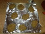 Oatmeal Applesauce Low Fat Cookies