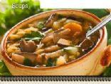 Nourishing Soups, Stews & Chili's