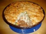 Missy's Turkey (Or Chicken) Pot Pie