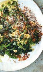 Orecchiette, Broccolini & Chilli