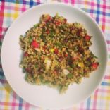 Red Jewel Quinoa Salad