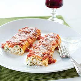 Manicotti Recipe America S Test Kitchen