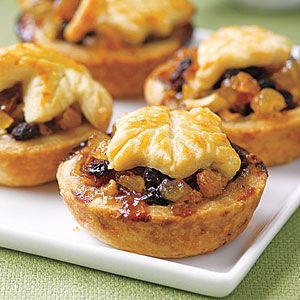 Mince Tarts (per the
