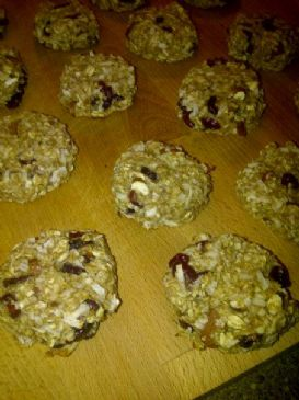 Power Protein Cookies - Flourless, Eggless