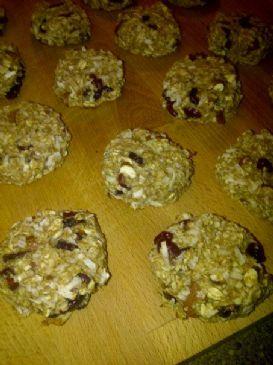 Power Protein Cookies - Flourless, Eggless