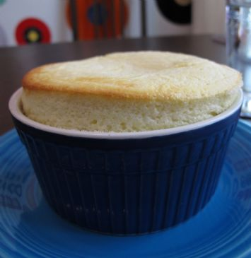 Greek Yogurt Souffle