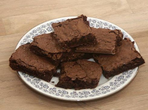 Black Bean Brownies, Low cal