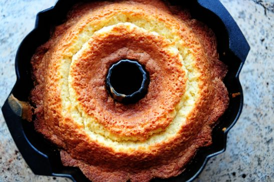 Pioneer Woman - Perfect Pound Cake