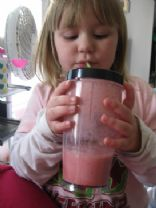 Super-Strawberry Smoothie!!!