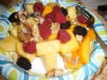 Paleo Power Fruit and Nut Salad