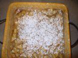 Apple Cinnamon Puffed Pancake