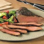 Tri-Tip Marinated in Olive Oil & Soy Sauce & Spices