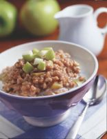 Fruit And Spice Cut Oatmeal