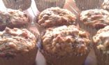 Morning Glory Muffins (incredi-delicious)