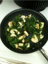 Chicken & Broccoli Rabe-Rappini