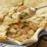 Teresa's Semi - Homemade Turkey pot pie