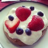 Buckwheat chia lowcarb gluten-free pancakes