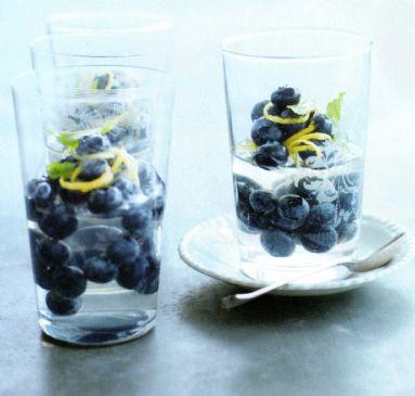 Blueberry & Elderflower Vodka Jellies