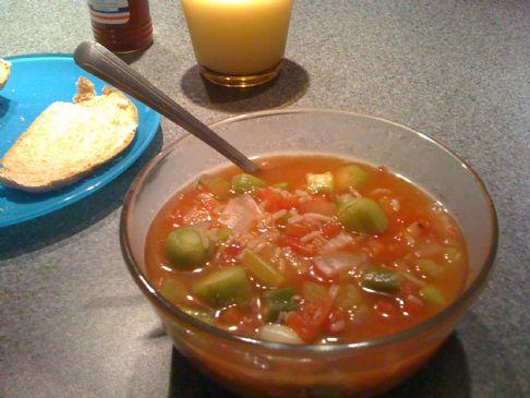 Vegetarian Gumbo
