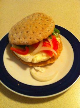 Yummy Egg Sandwich
