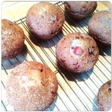 Berry Good Muffins