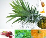 Jugo de Piña, Naranja y Betabel para combatir la anemia