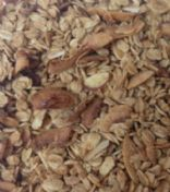 Vanilla Almond Coconut Granola (1/4C serving)