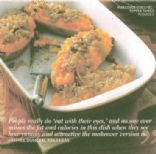Sweet Potatoes, Makeover Streusel-Topped