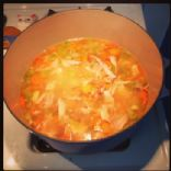 Homemade Quick Chicken Soup