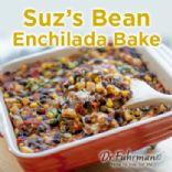 Suzi's (Fuhrman) Favorite Bean Enchilada Bake