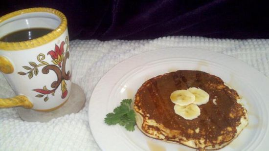 Low Fat Protein Pancake