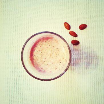 Cherry Banana Milkshake