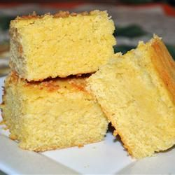 Buttermilk Cornbread (Fat free)