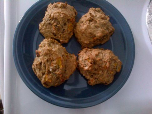 Oatmeal Raisin Hemp Cookies