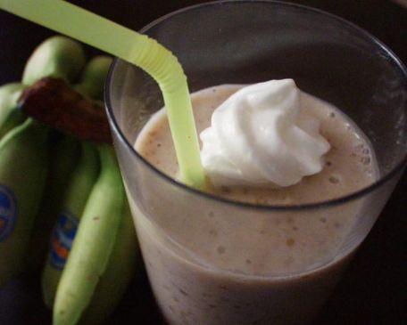 Banana - Date Smoothie