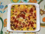 vegetarian no cheese fritata