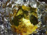 Cheesy Broccoli Chicken Packets