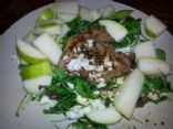 Steak & Arugula Supper Salad #FITFOOD