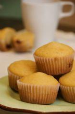 Simple Corn Muffins